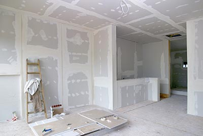 Drywall Installation and Plaster Refinish