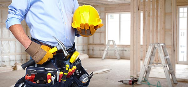 Remodeling Contractor Company and Handyman Worker