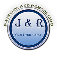 J & R Painting and Remodeling Logo